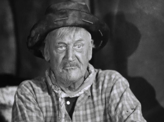 """Charley Grapewin as California Joe Milner in """"They Died With Their Boots On"""""""