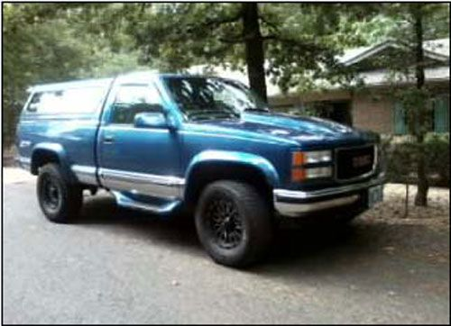 1997 gmc sierra 1500 clutch