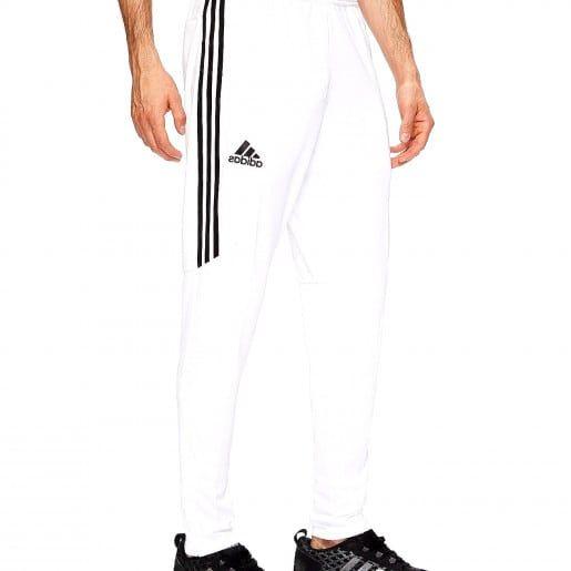 cf3606 mens adidas tiro 17 training pants whiteblack tapered