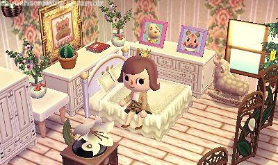 Ein Zimmer mit viel Liebe eingerichtet