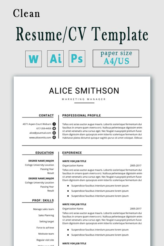 49 Awesome Resume Tips In 2020 Professional Resume Examples Good Resume Examples Resume Template Professional