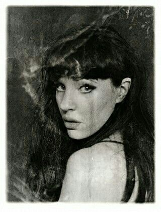 Ellen Rogers, self portrait