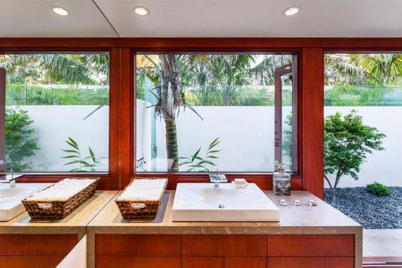 Ambiance Zen Badezimmer: schaffen ein ruhiges Haus - http://schickmobel.com/ambiance-zen-badezimmer-schaffen-ein-ruhiges-haus/