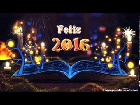 Video saludos para navidad y feliz 2016 felicitaciones de - Saludos de navidad ...