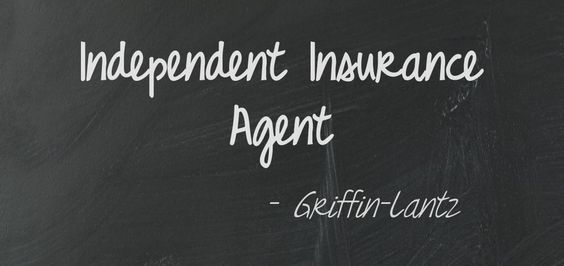 What is an independent insurance agent? Someone that provides you options. Many insurance agency or companies can only provide you with one quote. Independent agents provide you with multiple quotes and products. More options allow you, the customer, to get better prices and service. This quote courtesy of @Pinstamatic (http://pinstamatic.com)