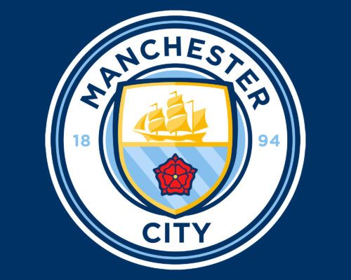 The Team S Home Colors Manchester City Logo Manchester City Wallpaper Manchester City