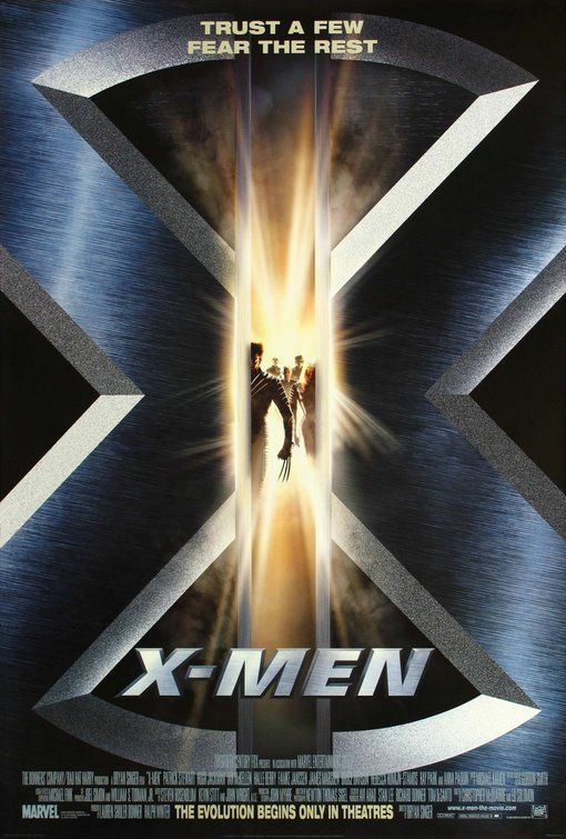 Click To View Extra Large Poster Image For X Men