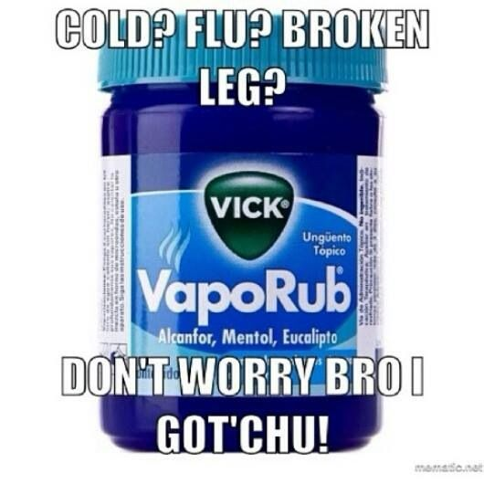 The Latino wonder drug for any and all ailments!
