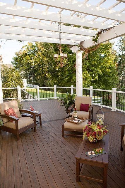restoring a wood deck