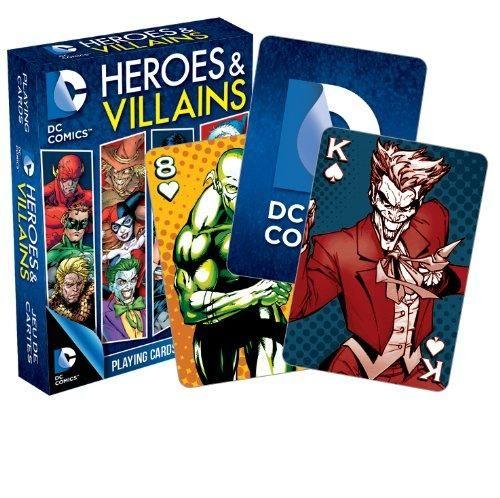 the Joker Playing Cards Deck AQUARIUS Dc Comics