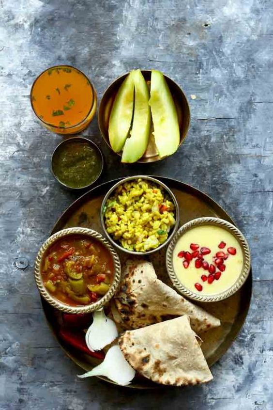Healthy Diet Chart For Indian Family Diet