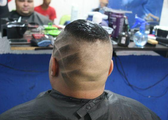 "lLançamento ! "" """"Riscas 4amfade! "" (Riscas disfarçadas )  RESULTADO : #Perfect  #DeusdoImpossivel #barbershopconnect  @barbersinctv  #baianoHairstyle #barberforlife #barberlife #barbershop #xotics #barbershopconnect #whal @barbershopconnect @barbersinctv @realbarberonline #barbershop #nastybarbers #realbarber #haircuts #hairmenstyle #hairstyle #xotics #barbersince98 #barbersincetv #eduardomuller #hairstylist #haircuts #barberlife by baiano_hairstyle"