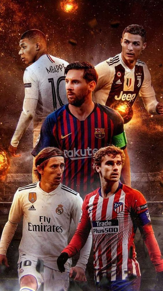 The Best Sport Design Picture Sports Portraits Sports Art Soccer In 2020 Ronaldo Wallpapers Iphone Wallpaper Messi And Ronaldo Wallpaper