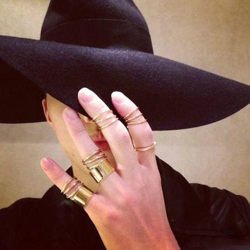 Balenciaga Rings