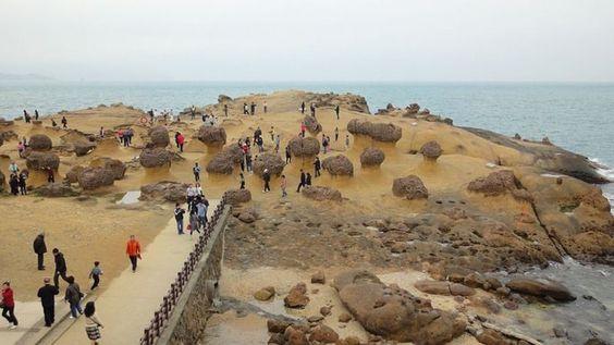 Bãi biển Dã Liễu