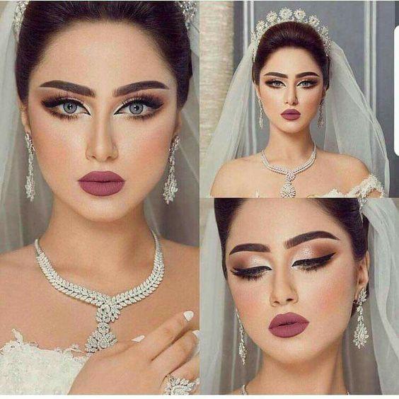 مكياج عروس - BRIDAL MAKEUP
