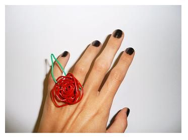 Paperclip Ring!