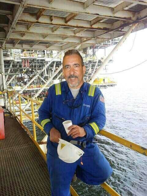 Oil rig scammer pictures