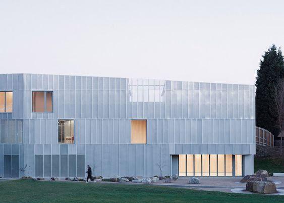 Perforated Metal Sheffield And Metal Facade On Pinterest