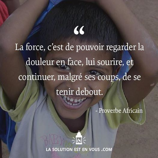 Exceptionnel Proverbe africain | Pensées/citations | Pinterest | Proverbe  MP25