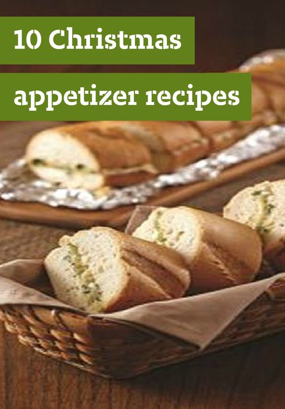 10 Christmas Appetizer Recipes – Planning your Christmas dinner menu early this year? Start the festivities deliciously with a great selection of tasty Christmas appetizers. They're all here—from easy-to-make dip recipes and cheese balls to bacon-wrapped nibbles and Healthy Living options.