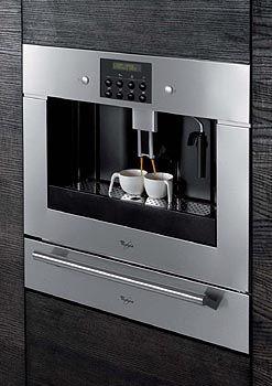 Maquinas de cafe para empotrar buscar con google for Maquinas de cocina