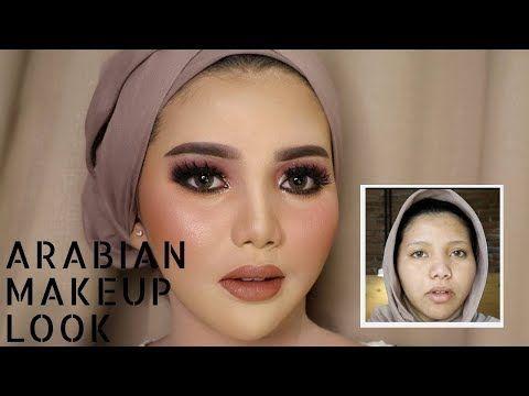 Arabian Makeup Wedding Look Uchylestari Bahasa Youtube