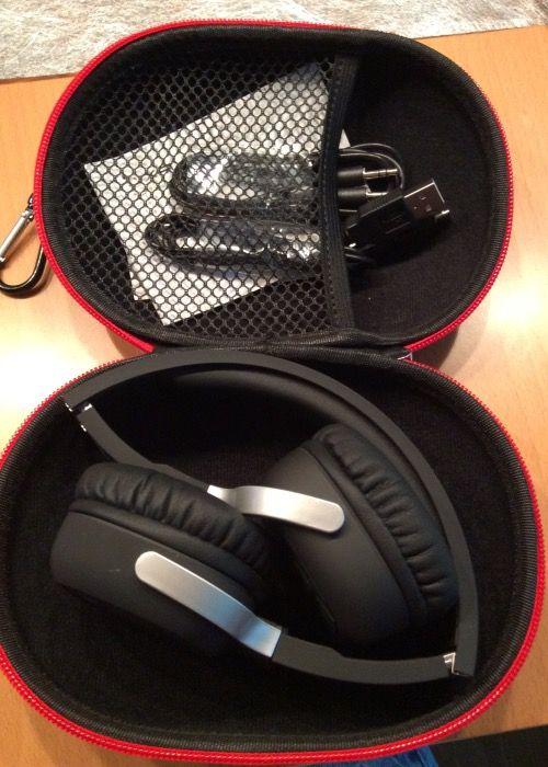 OXA - Drahtlose Bluetooth-Kopfhörer mit Schrittzähler