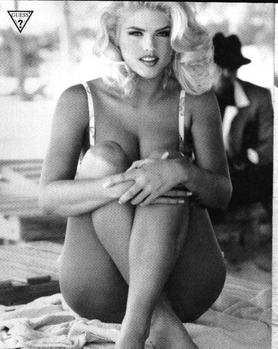young anna nicole smith nide