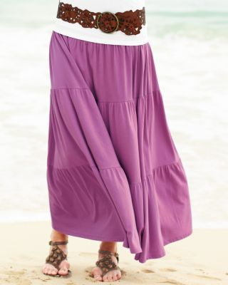 Beach Skirt Skirts And Knits On Pinterest