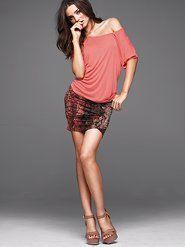 Skirts under $60 @ Victoria Secret