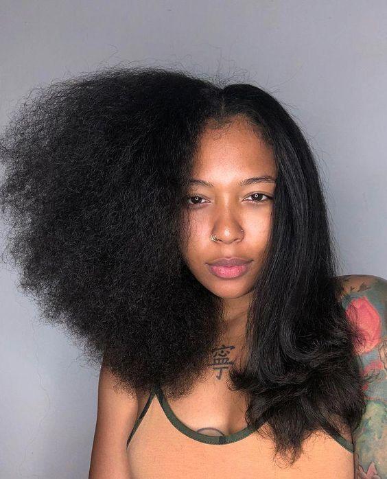 Hair Ninja Bundle Featuring Hair Growth Ninja And Hairstyling Ninja In 2020 Long Natural Hair Hair Styles Curly Hair Styles