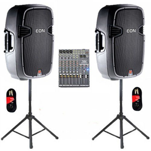Dj Speakers Jbl