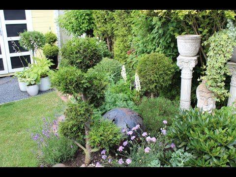 Rundgang Durch Meinen Kleinen Garten Barbels Wohn Deko Ideen Youtube In 2020 Garten Kleiner Garten Garten Ideen