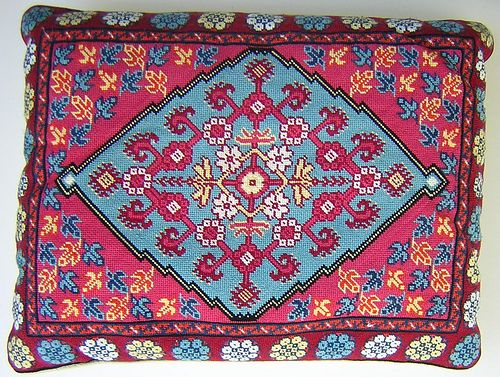 Ravelry: Persian Rug Chart pattern by Nancy Hand