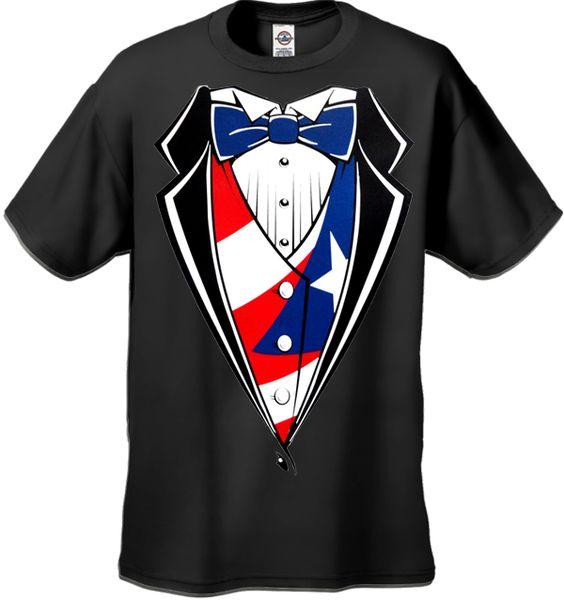Tuxedos in Puerto Rico