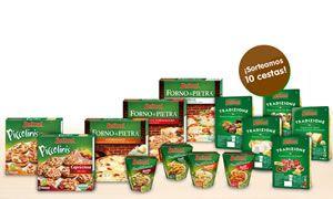 Sorteo de 10 cestas de productos Buitoni - MundoSorteos España