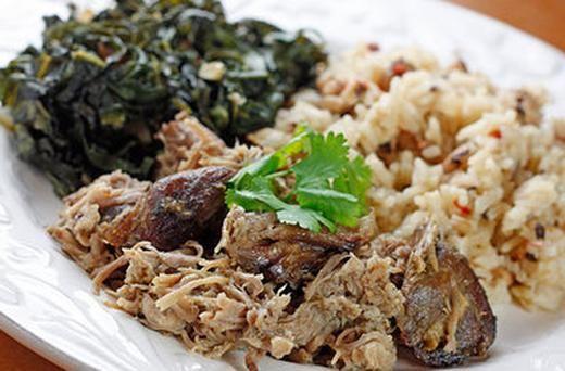 Slow Cooker Pernil Pork Recipe — Dishmaps