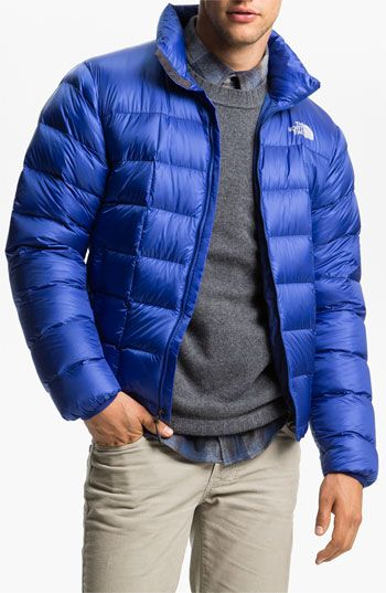 The North Face 'Thunder' 800 Down Fill Puffer Jacket | Cool ...