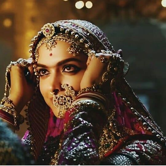 Padmaavat Movie Padmaavat Instagram Photos And Videos Bollywood Makeup Indian Aesthetic Deepika Padukone Style
