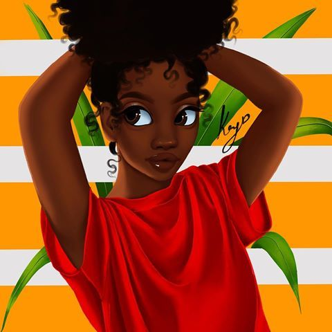 Princess Karibo Princess Kay Instagram Photos And Videos Black Girl Art Black Women Art Drawings Of Black Girls