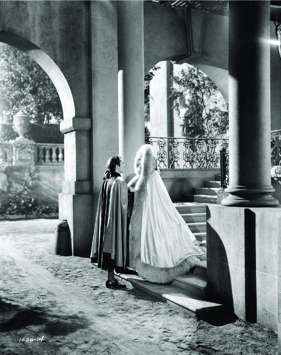 Still of Tyrone Power and Norma Shearer in Marie Antoinette: