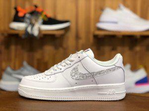Mens Womens Nike Air Force 1 LV8 White Just Do it BQ5361 100