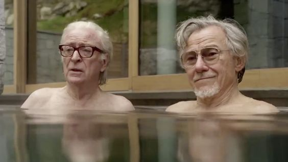 Cannes 2015 - Youth by  Paolo Sorrentino with Michael Caine & Harvey Keitel