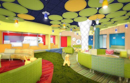 Baystate children's hospital in Massachusetts: NYLF ...