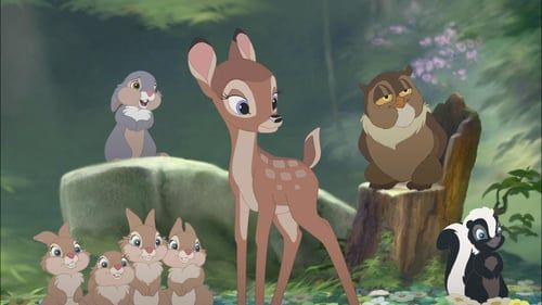 Bambi 2 2006 Dublat In Romană Bambi Disney Disney Animated Movies Bambi