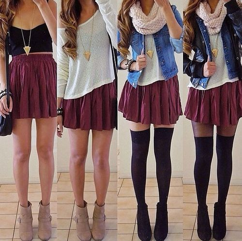 skirts hipster girl outfits and search on pinterest