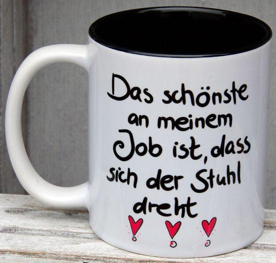 lustige Tasse, Sprüchetassen, Spruch-Tassen von My_SweetHeart auf DaWanda.com