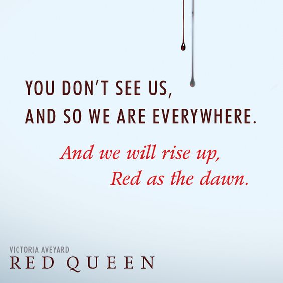 red queen quotes