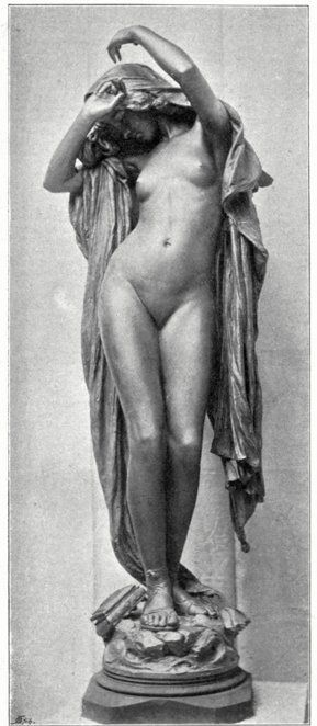 Psyche and the Cabinet of Venus Horace Montford c. 1898